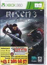 X360 Risen 3 Titan Lords