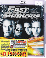 BD The Fast & the Furious Vin Diesel