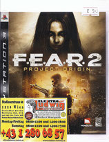 PS3 Fear 2 FSK18