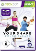 X360 You Shape Kinect