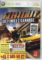 X360 Flatout Ultimate Carnage