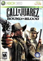 X360 Call of Juarez Bound in Blood FSK18
