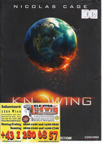 DVD Knowing Cine Collection Nicolas Cage