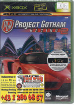 X Box Project Gotham Racing 2