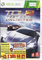 X360 TDU2 Test Drive Unlimited