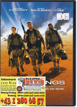 DVD Three Kings George Clooney