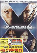 DVD X-Men 2 Kinofassung