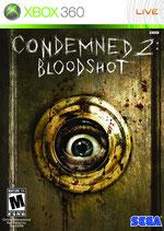 X360 Condemned 2 Bloodshot