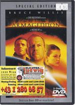 DVD Armageddon Special Edition