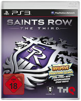 PS3 Saints Row: The Third