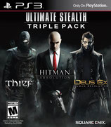 PS3 Ultimate Stealth Triple Pack FSK18