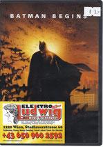 DVD Batman Beginns