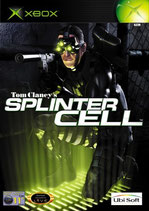 X Box Splinter Cell