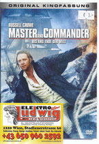 DVD Master and Commander