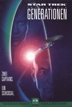 DVD Star Trek Treffen der Generationen