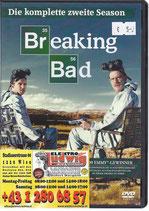 DVD Breaking Bad Staffel 2