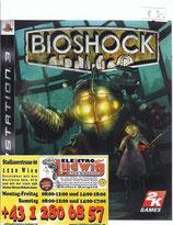 PS3 Bioshock 1 FSK18