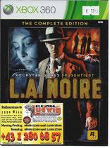 X360 L.A.Noire Complete Edition