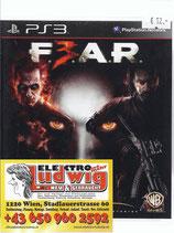 PS3 Fear 3 FSK18