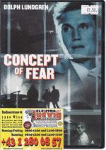 DVD Concept of Fear Dolph Lundgren