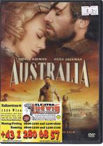 DVD Australia Hugh Jackman Nicole Kidman