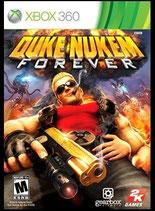 X360 Duke Nukem Forever FSK18