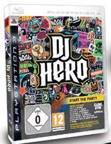 PS3 DJ Hero Start the Party