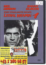 DVD Lethal Weapon 1 Danny Glover Mel Gibson