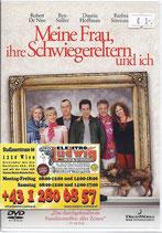DVD Meine Frau Ihre Schwiegereltern und ich