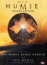 DVD Die Mumie Triologie in DTS