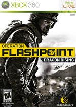 X360 Operation Flashpoint Dragon Rising FSK18