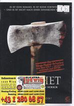 DVD Hatchet Uncut Version