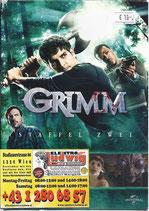 DVD Grimm Staffel 2