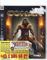 PS3 Conan Englisch Uncut