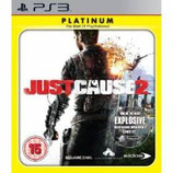 PS3 Just Cause 2 Platinum