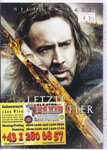 DVD Der letzte Tempelritter Nicolas Cage