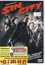 DVD Sin City FSK18 Bruce Willis