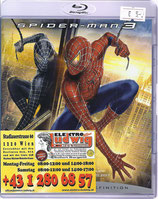BD Spiderman 3