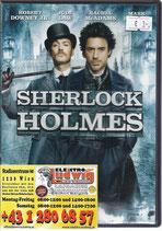 DVD Sherlock Holmes Robert Downey Jr.
