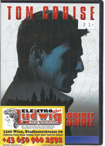 DVD Mission Impossible Teil 1