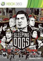 X360 Sleeping Dogs FSK18