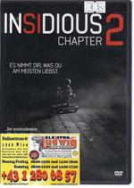 DVD Insidiuous 2