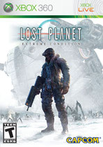 X360 Lost Planet Extreme Condition