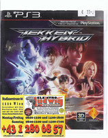 PS3 Tekken Hybrid