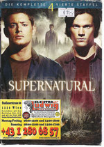 DVD Supernatural komplette Staffel 4