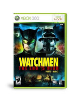 X360 Watchmen Das Ende ist Nah Teil1 & 2 FSK18