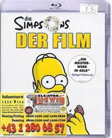 BD Simpsons der Film