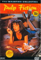 DVD Pulp Fiction Erstauflage