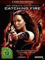 DVD Die Tribute von Panem Catching Fire Fan Edition