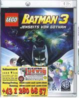 XOne Lego Batman 3 Jenseits von Gotham